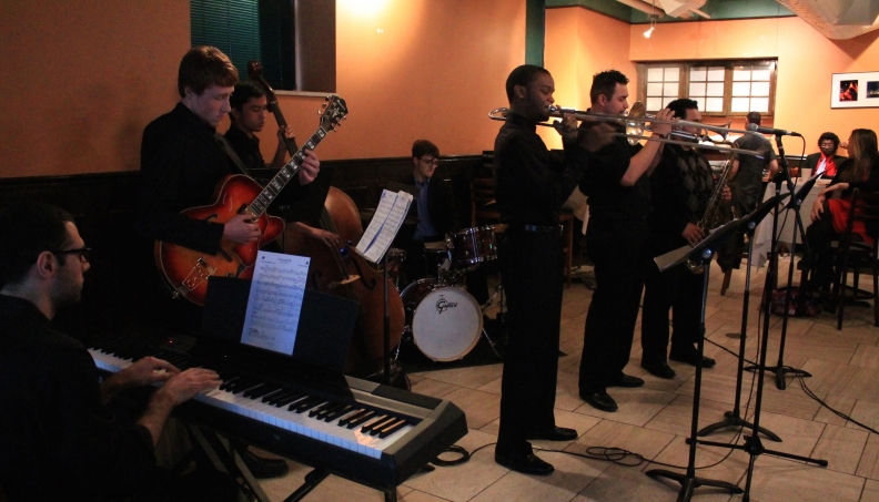 Jazz Combos at the Ambassador
