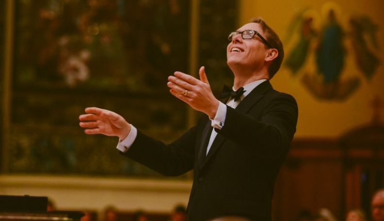 Praise for Choral Director Andrew Lewis