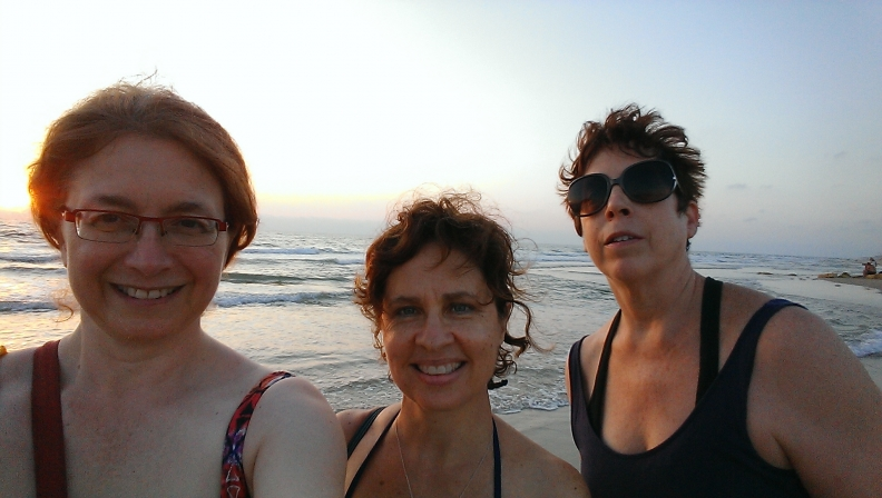 Teaching movement in Israel