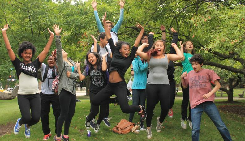 Theatre Summer Camp for High School Students